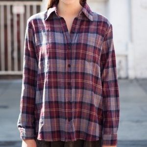 4 for 25 Closet Brandy Melville Flannel